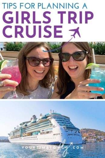 Tips for planning a girlfriend getaway cruise