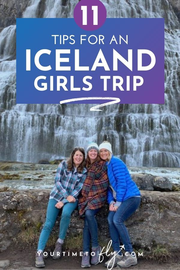 Planning an Iceland girls trip