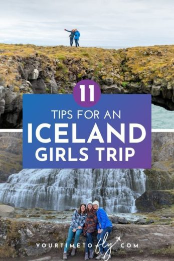 11 tips for an Iceland girls trip