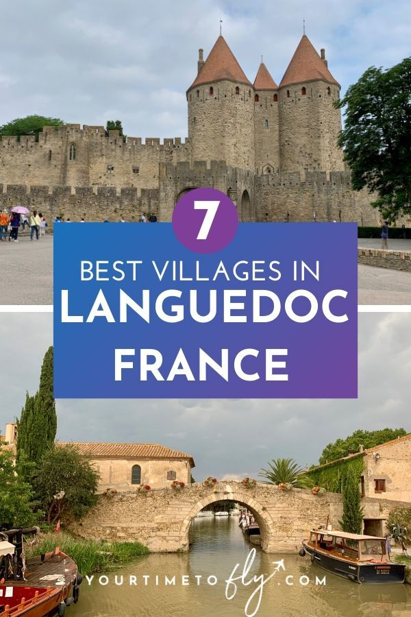 7 Best villages in Languedoc in the South of France