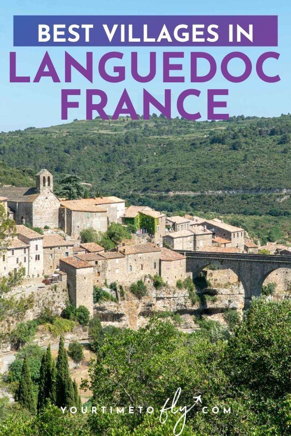 Best villages in Languedoc France
