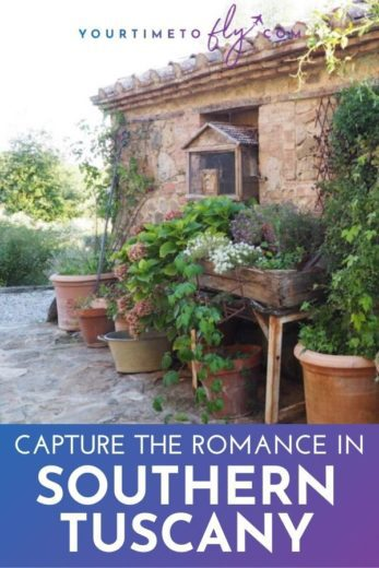 Capture the Romance in Southern Tuscany
