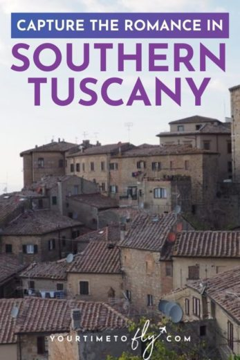Where to stay in Southern Tuscany