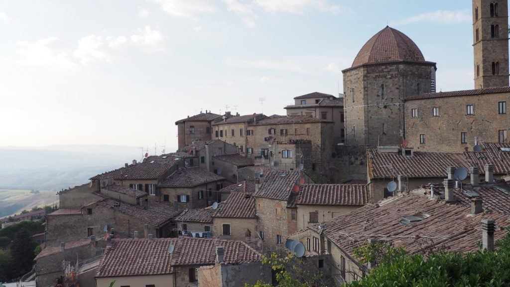 Volterra from the outer walls