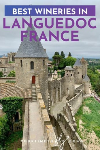 Best wineries in Languedoc France