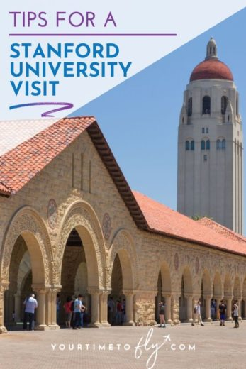 Tips for a Stanford University visit