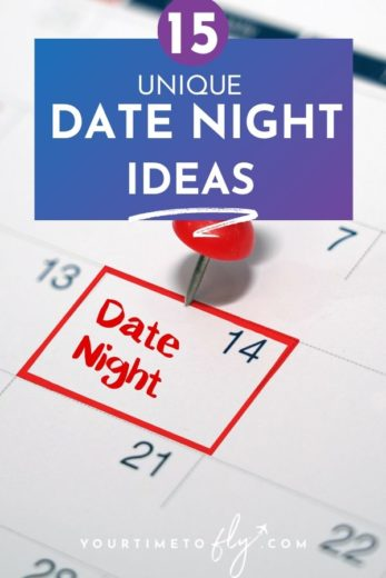 15 Date night ideas for married couples