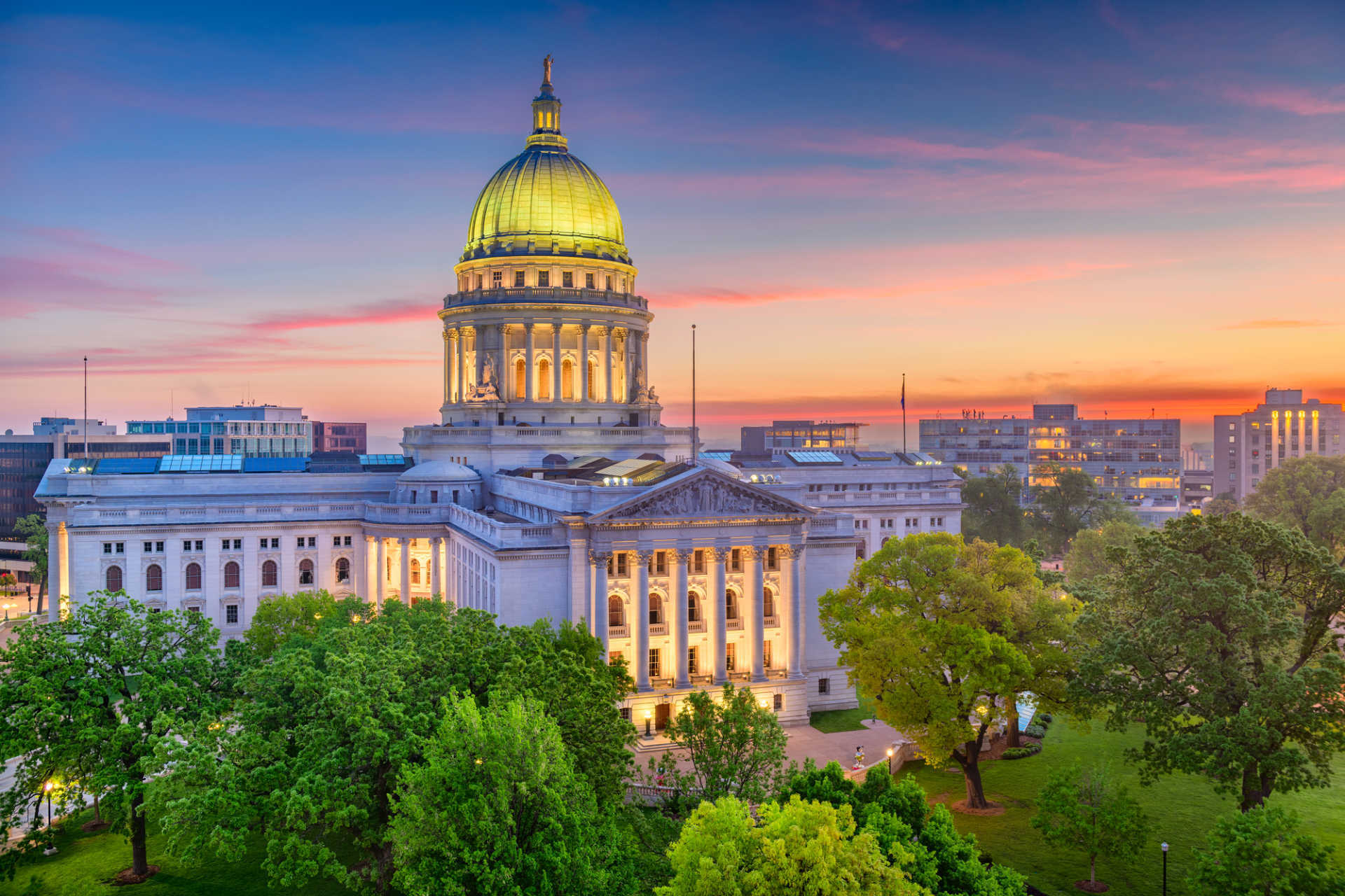 What to do in Madison on a University of Wisconsin Campus Visit