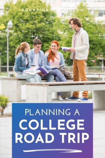 Planning a college road trip