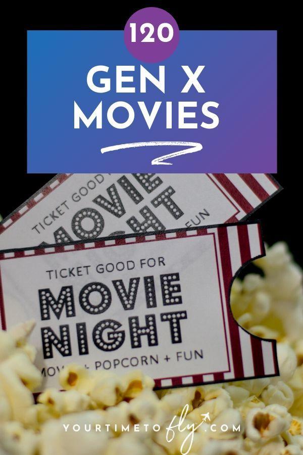 Gen X movies
