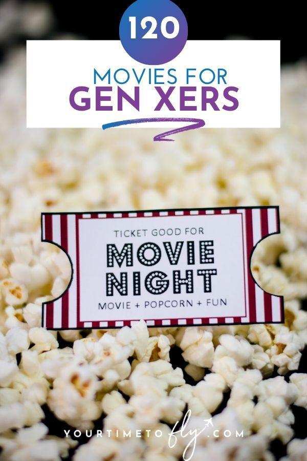 Generation X movies