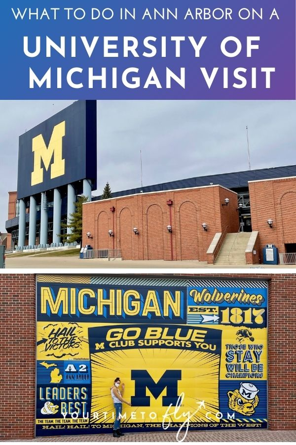 What to do in Ann Arbor on a University of Michigan visit