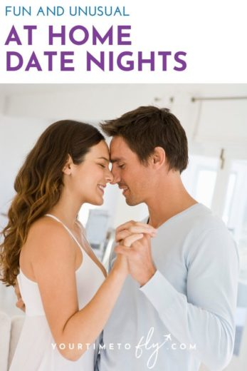 Fun and unusual at home date nights