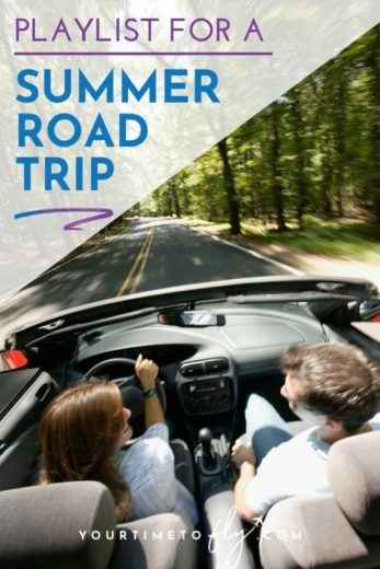 playlist for a summer road trip