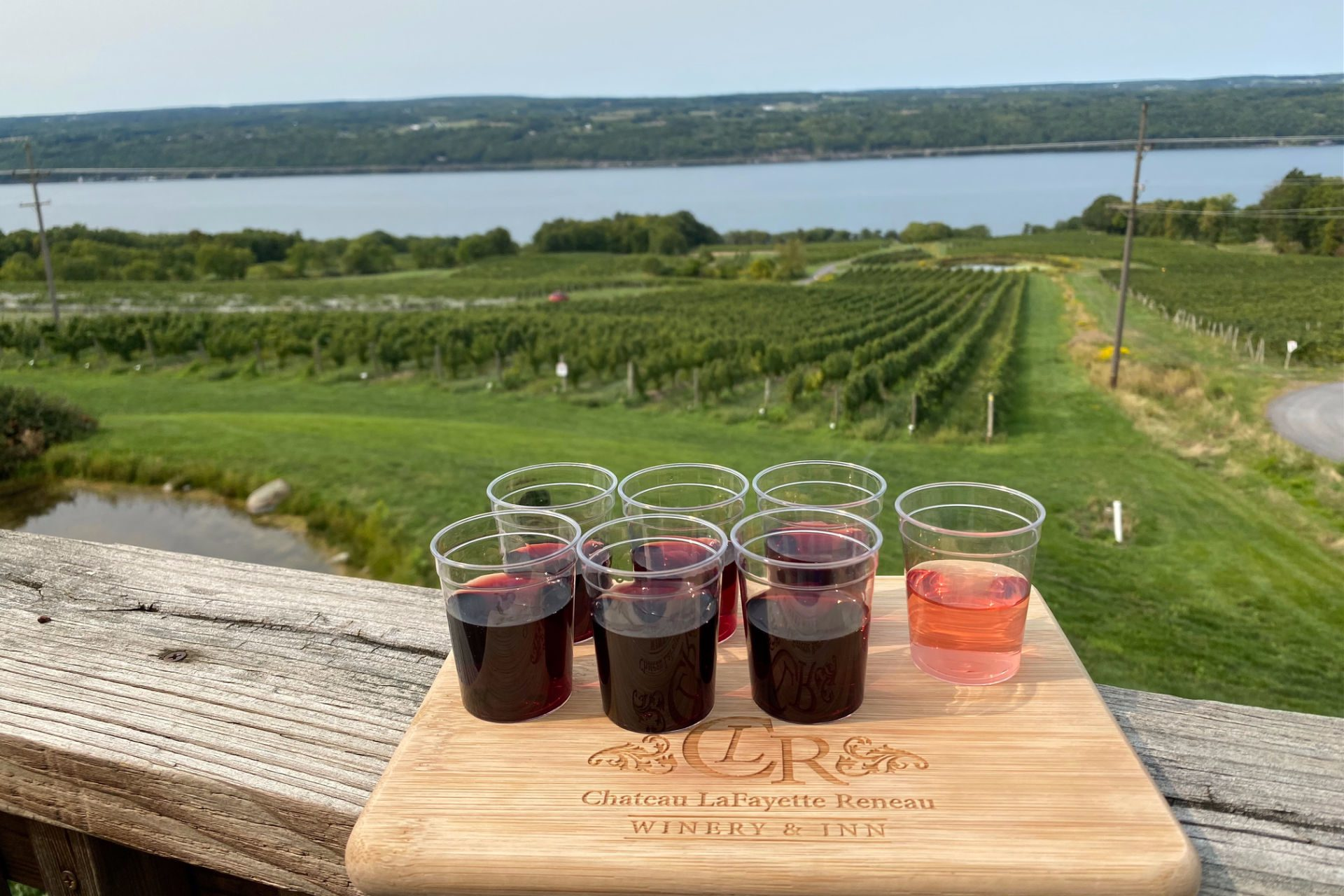 The Best Wineries on Seneca Lake for Tastings with a View