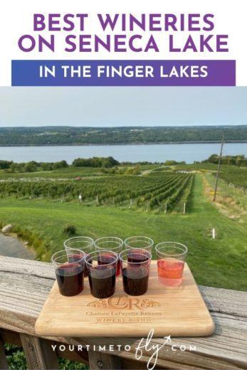 Best wineries on Seneca Lake in the Finger Lakes