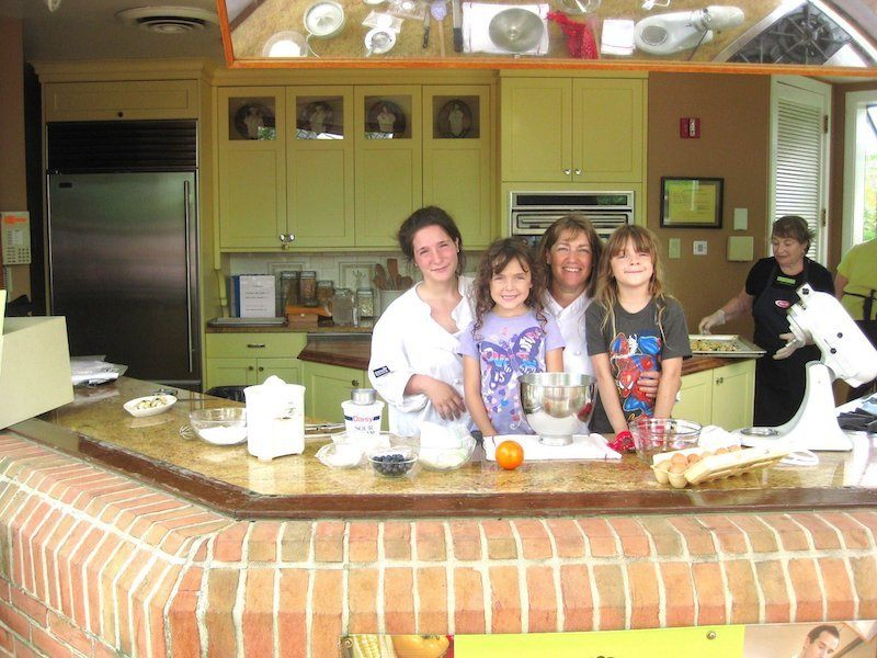 Kitchen Sisters Cooking class