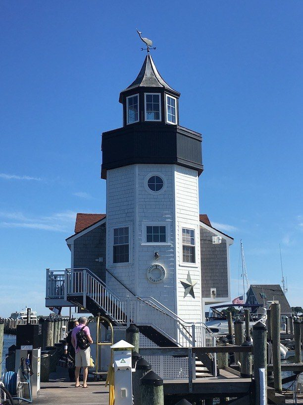 Lighthouse suite at the Saybrook Resort & Marina in CT