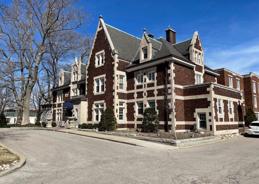 Glidden House hotel in Cleveland