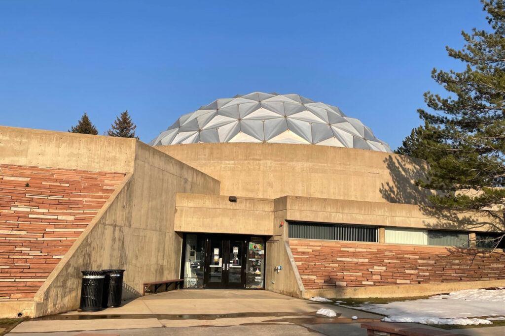 Fiske Planetarium at CU Boulder