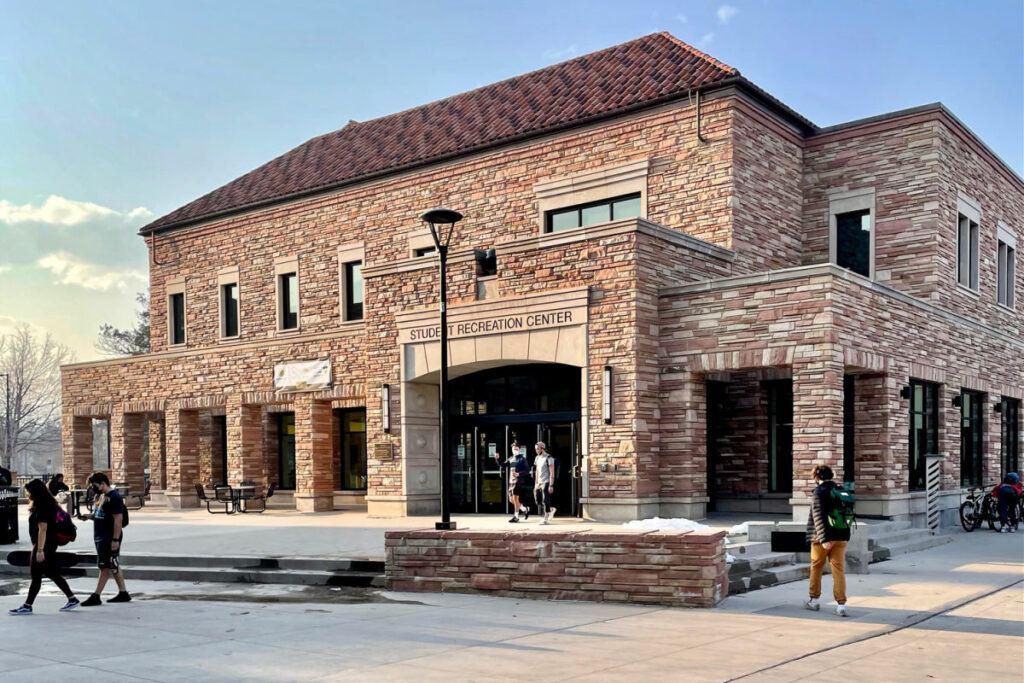 CU Boulder Recreation Center