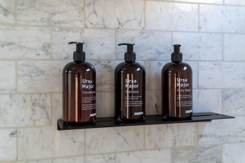 Ursa Major bath products