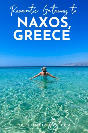 Romantic Getaway to Naxos Greece