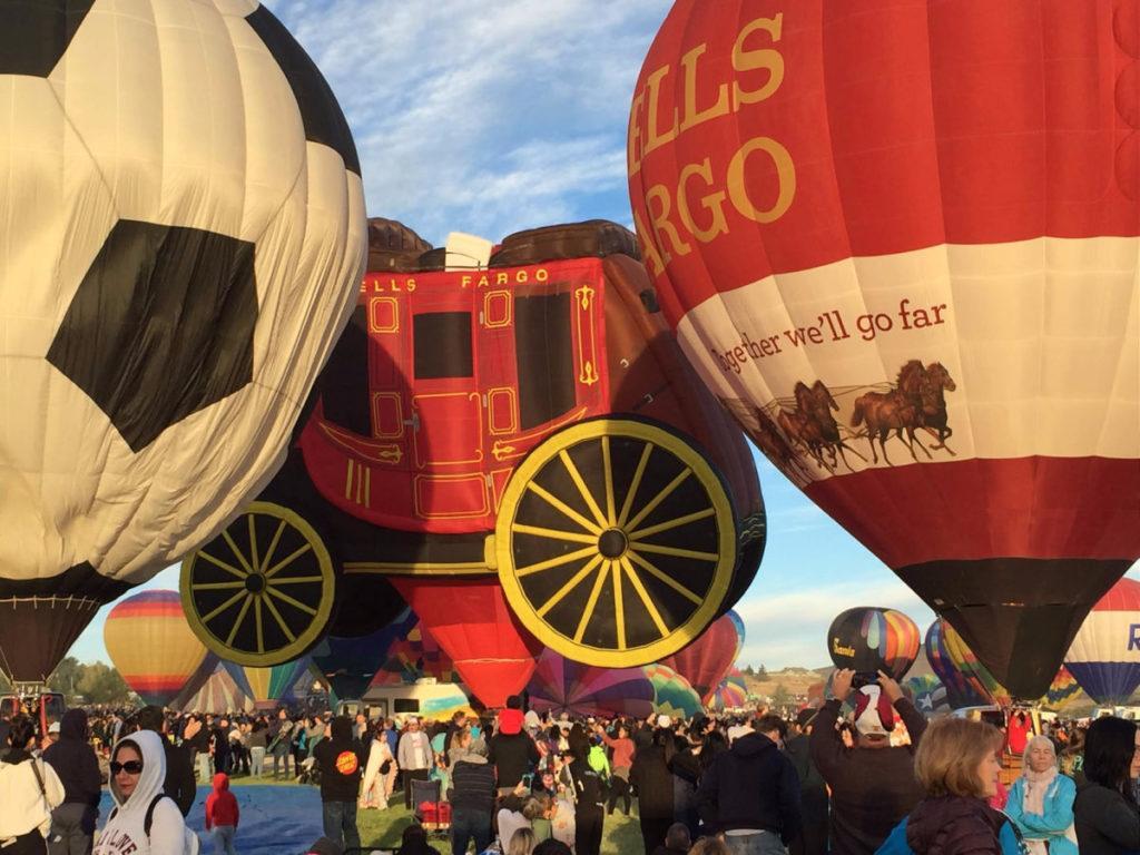 The Great Reno Hot Air Balloon Race