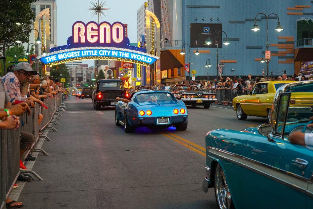 Hot August Nights in Reno Nevada courtesy of VisitRenoTahoe.com