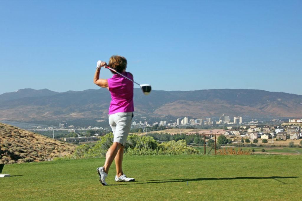 Wildcreek Golf Course   Photo courtesy of VisitRenoTahoe.com