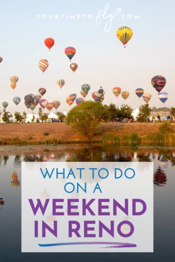 What to do on a weekend in Reno Nevada