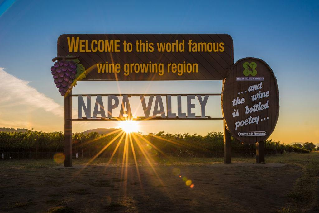 Photo by Bob McClenahan, courtesy Visit Napa Valley