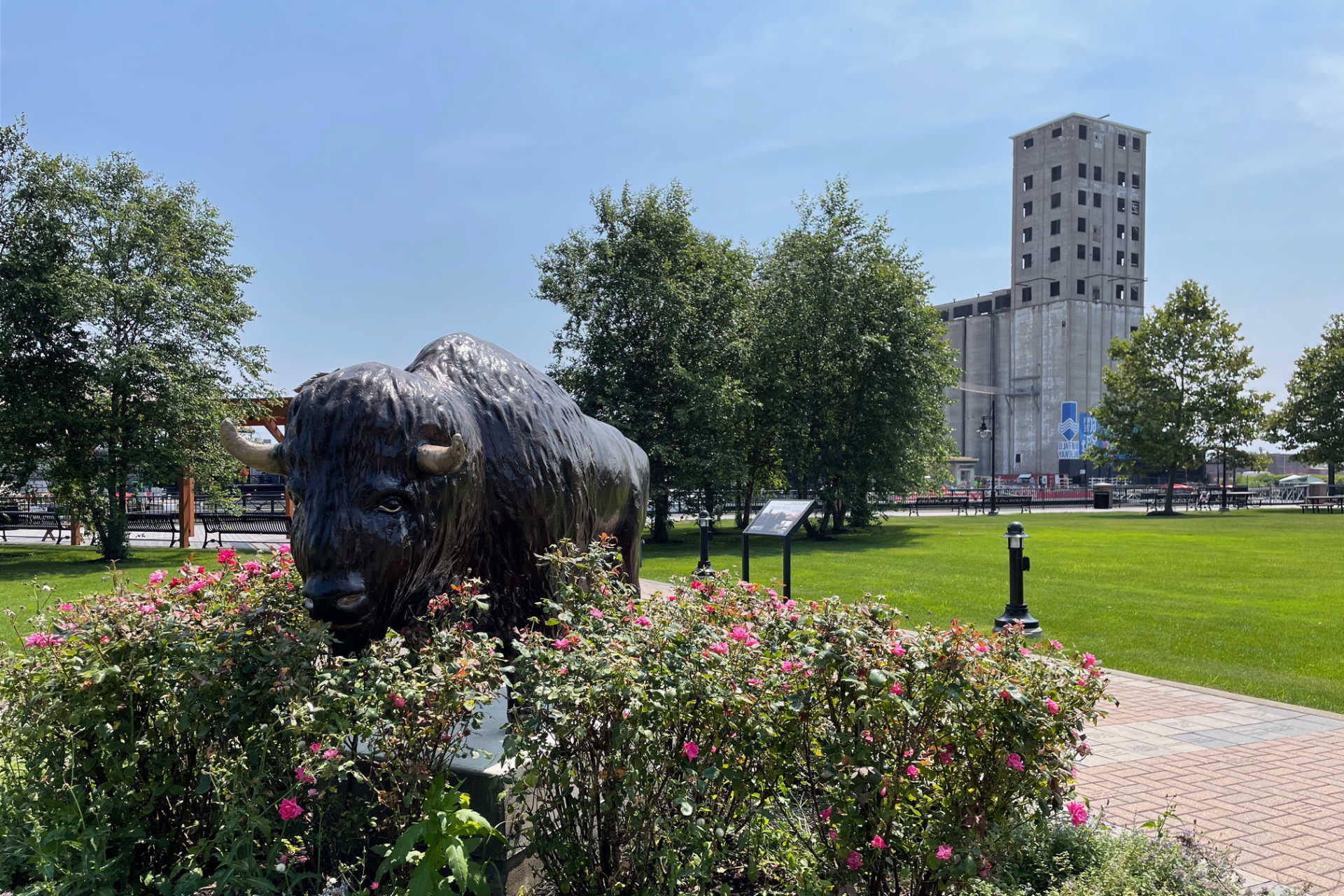 Wings, Beer, and a Side of History on a Girls' Weekend in Buffalo
