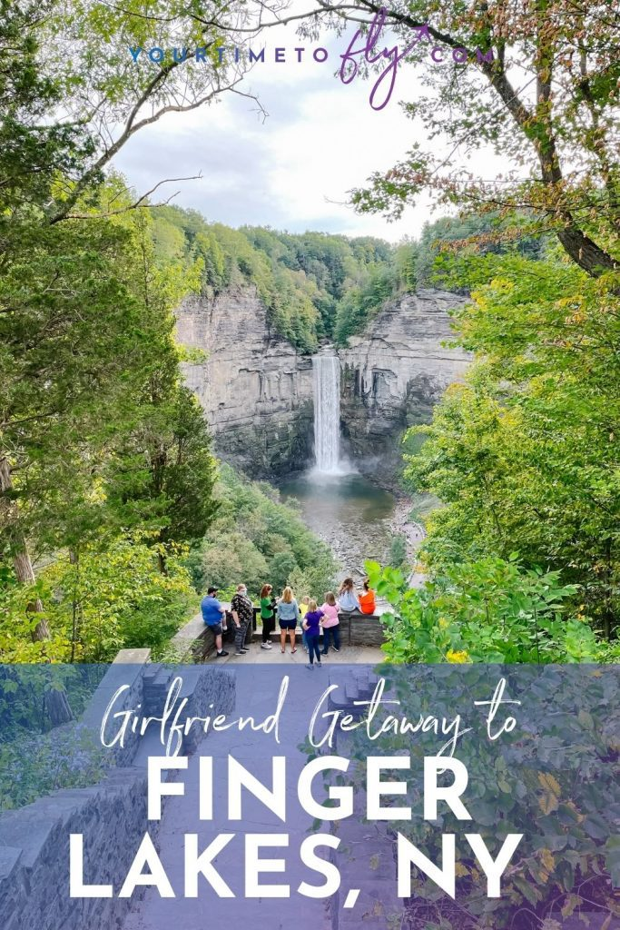 Girlfriend Getaway to the Finger Lakes, NY